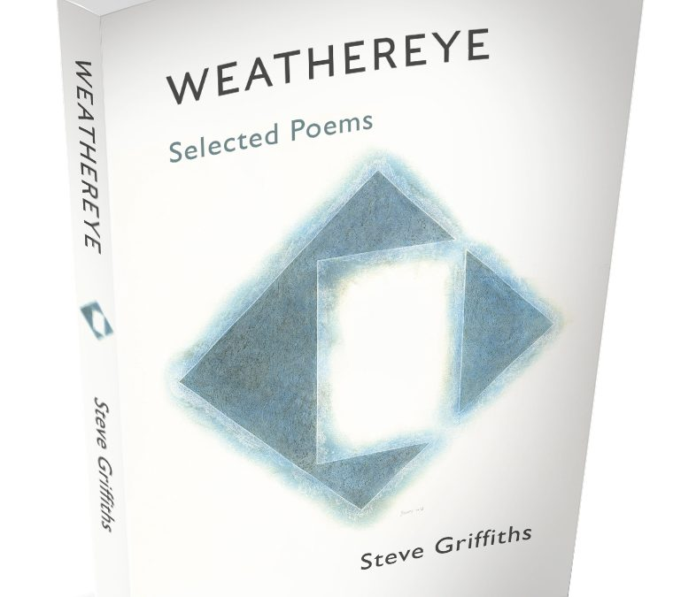 Steve Griffiths reads at Poetry Upstairs at the Trading Post, Abergavenny, Tuesday 24 March