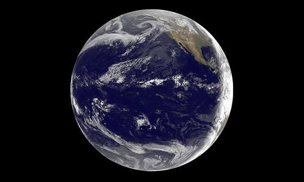 Steve reads his poems in a new series of videos: Week 1, 'Ocean from Space'